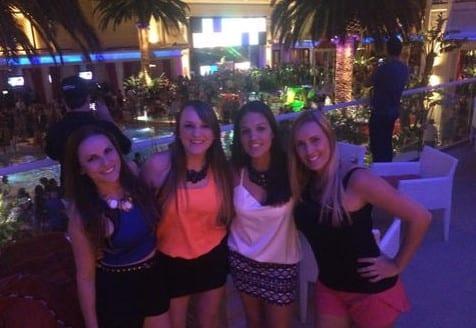 festas em Las Vegas