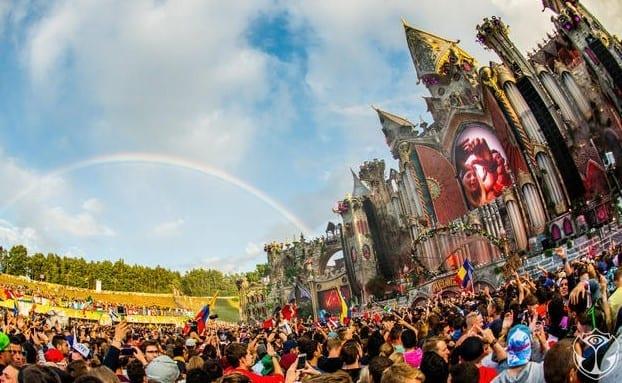 Tomorrowland Bélgica 2016
