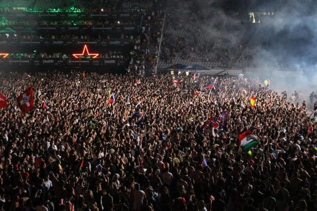 Como foi o Festival Ultra Europe