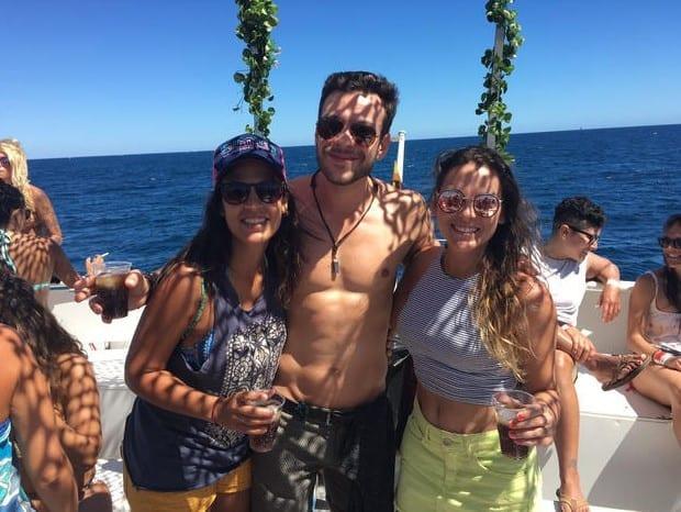 Boat Party em Ibiza