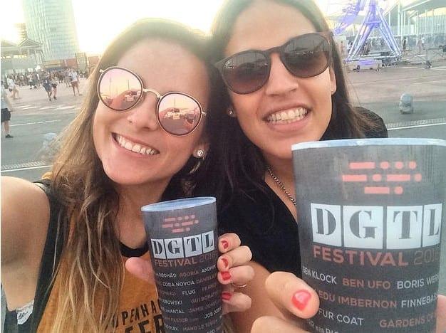 FestivalDGTL 2016em Barcelona