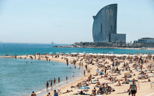 Pontos Turísticos de Barcelona