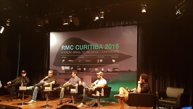 Rio Music Conference emCuritiba