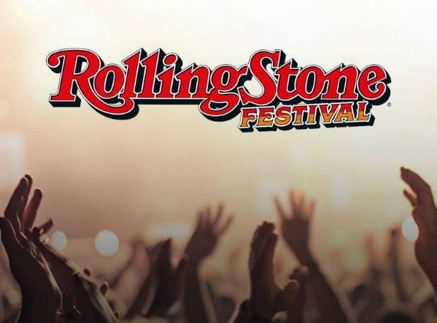Festival Rolling Stone