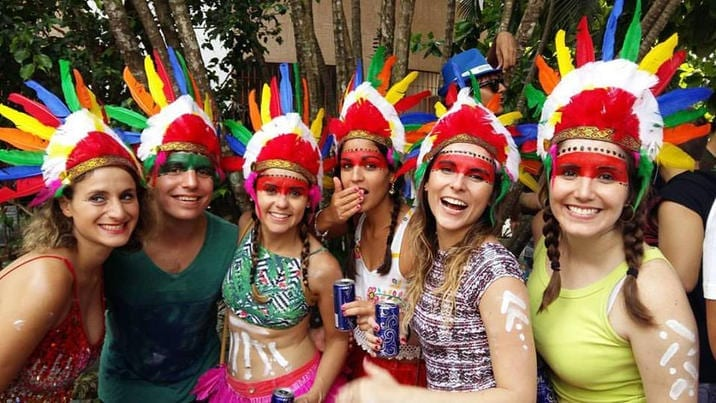 bloquinhos de carnaval 2017