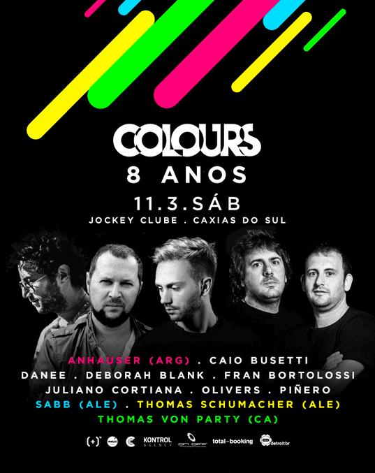 Festa Colours