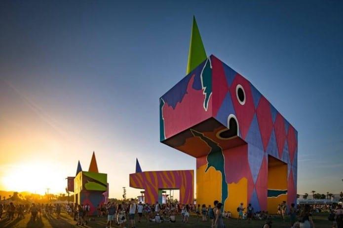 final de semana do Coachella 2017