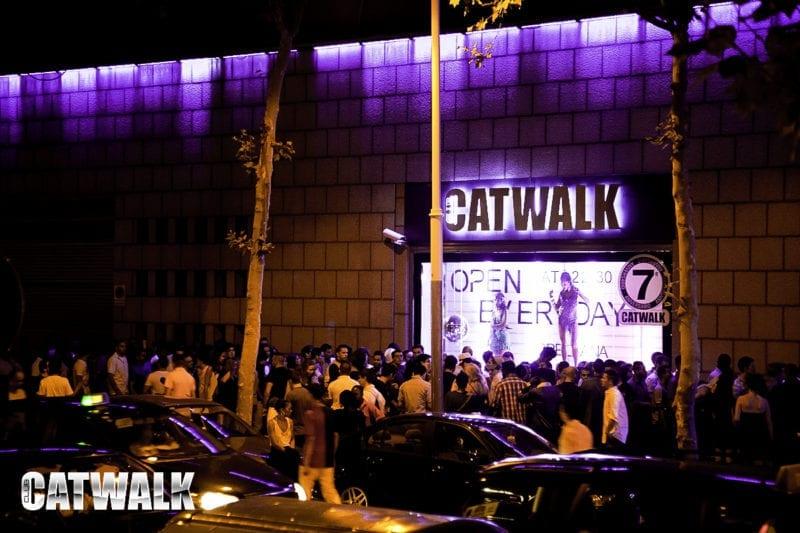 baladas barcelona catwalk