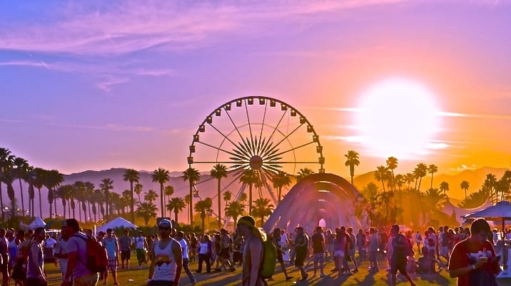 Coachella divulga line-up