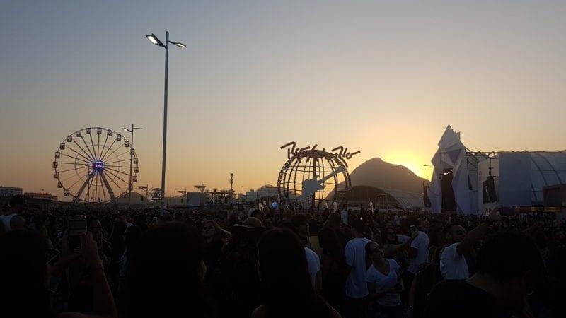 aproveitar Rock in Rio 2017