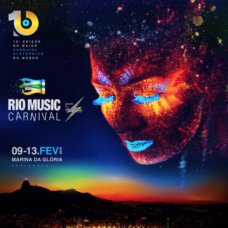 Rio Music Carnival celebra 10 anos