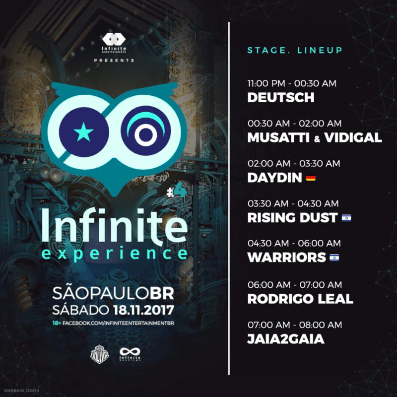 festa infinite experience