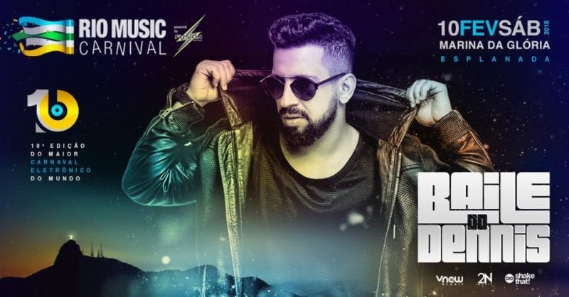 dennis rio music carnival 2018