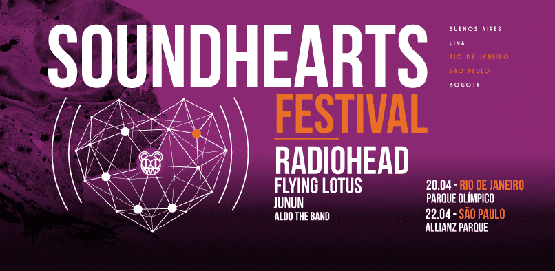 SoundHearts Festival no Brasil