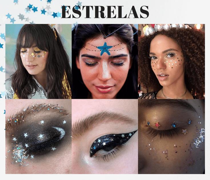 Make up para o Carnaval