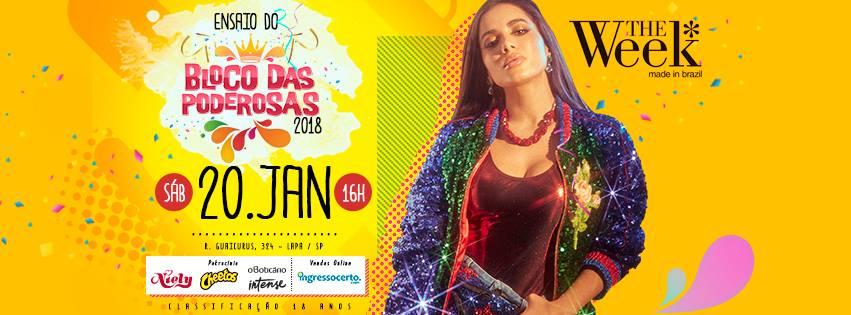 Pré-Carnaval de São Paulo 2018