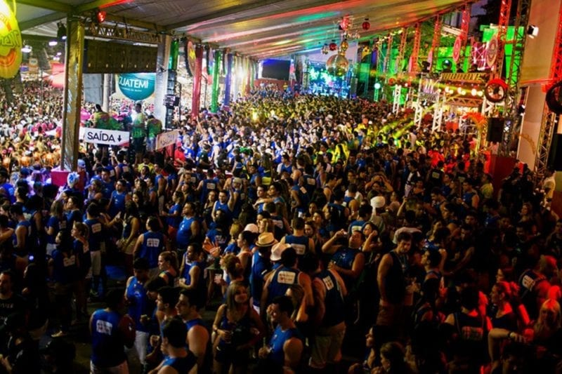 festas do Carnaval 2018