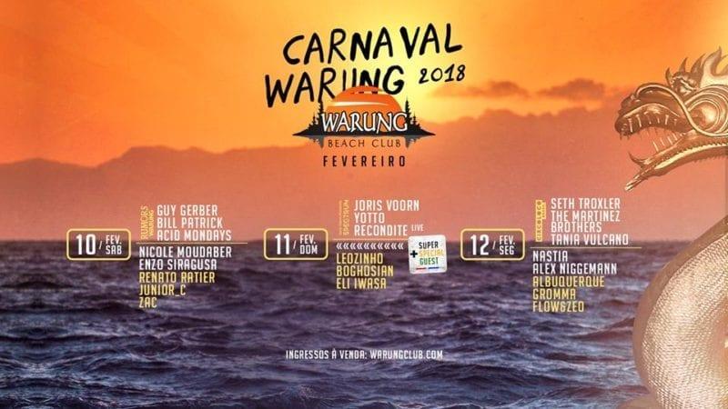 carnaval no warung 2018