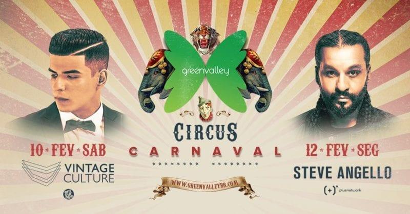 Carnaval no Green Valley