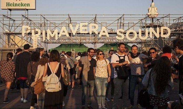 line up do Primavera Sound