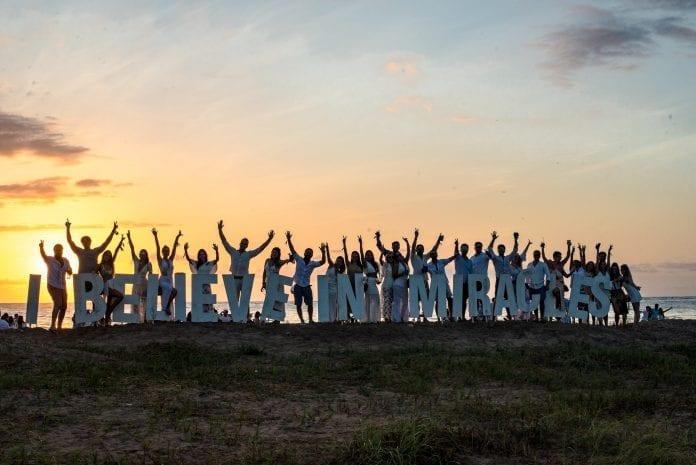 réveillon dos milagres 2018 ibelieve in miracles