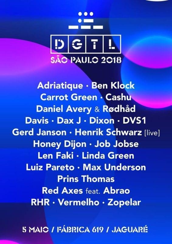 DGTL SP 2018
