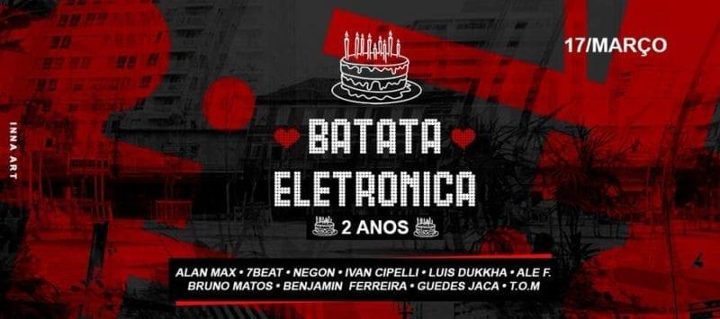 Festas de São Paulo em março