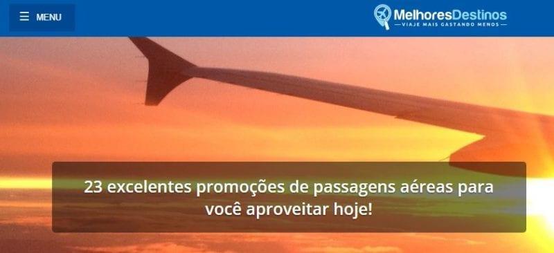 como economizar com passagens aéreas
