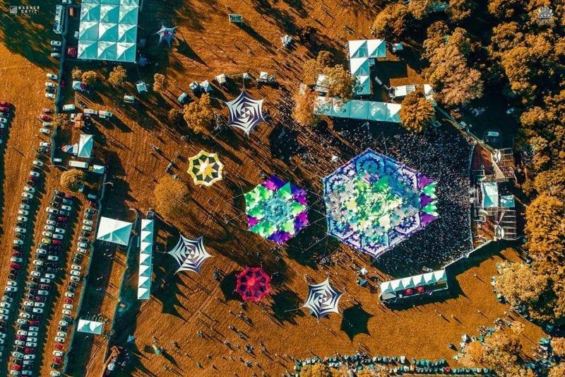 festivais de Trance no Brasil em 2018