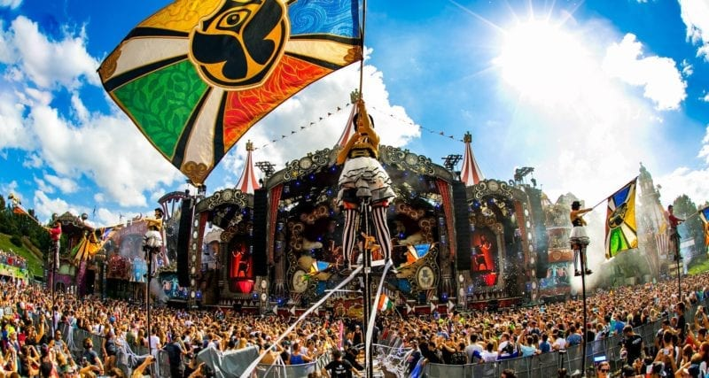 Tomorrowland Bélgica 2018