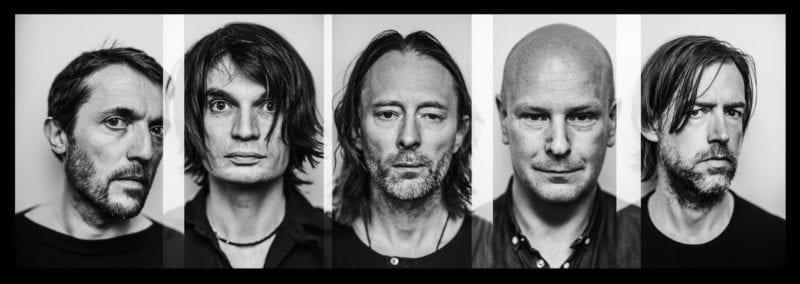 Soundhearts Festival com Radiohead