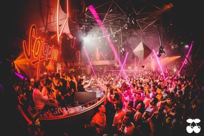 festas de Ibiza