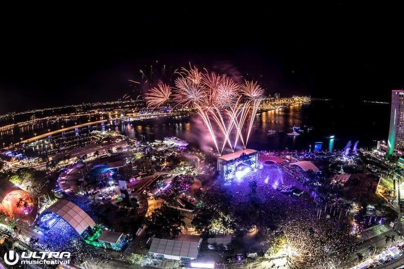 Ultra Music Festival bate os recordes