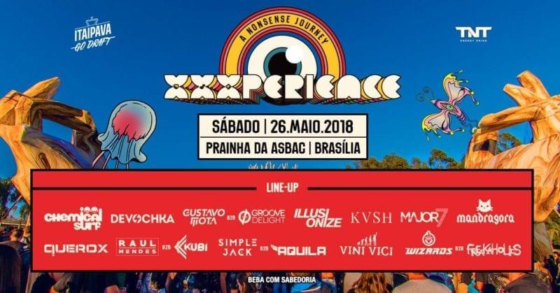 XXXperience Brasilia