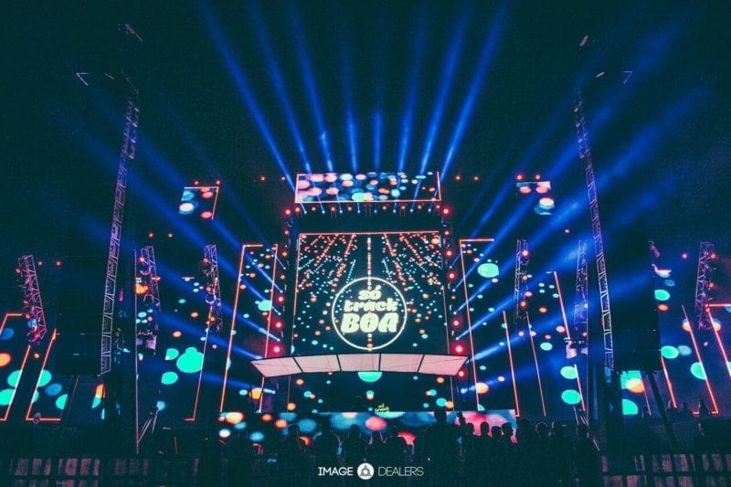 festivais de música em 2018