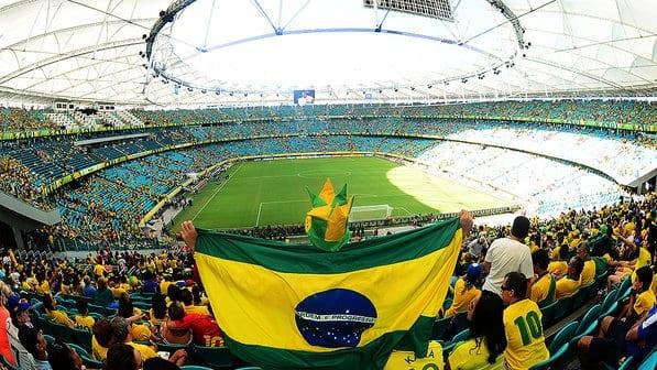 Copa em Brasília