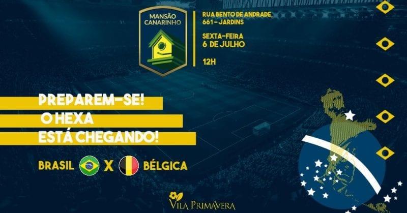 Copa em São Paulo