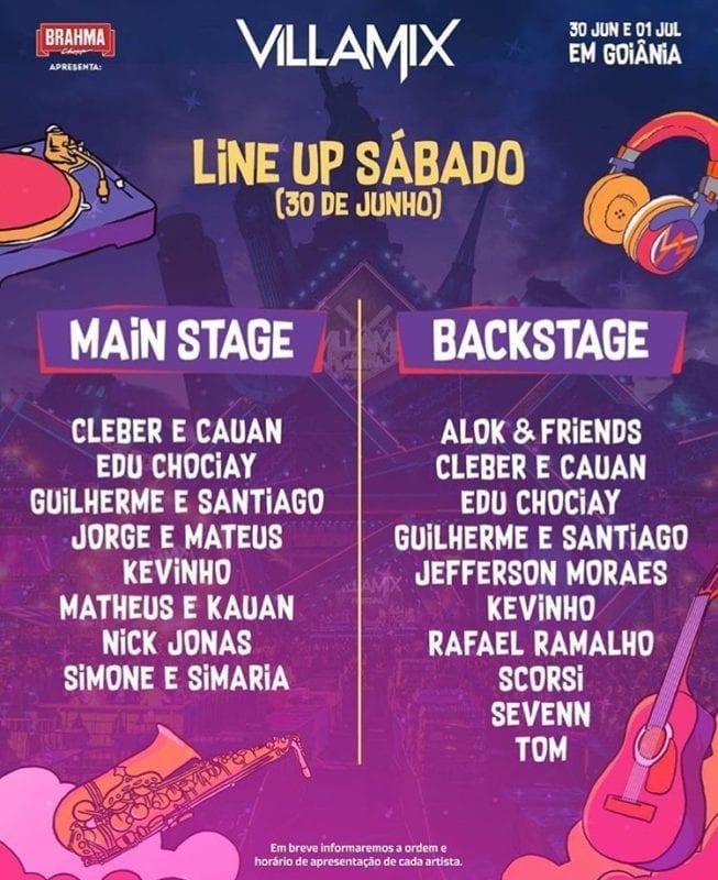 Villa Mix Festival