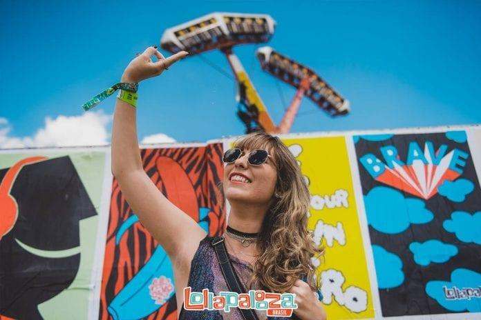 datas do Lollapalooza 2019