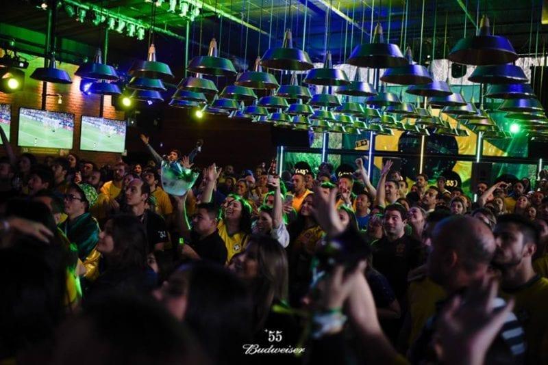 Copa em Curitiba