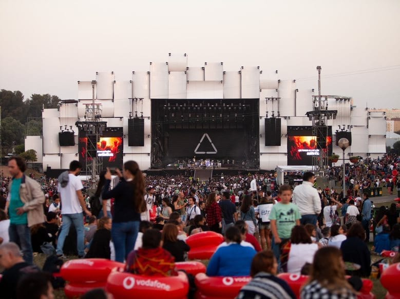 Rock in Rio em Lisboa