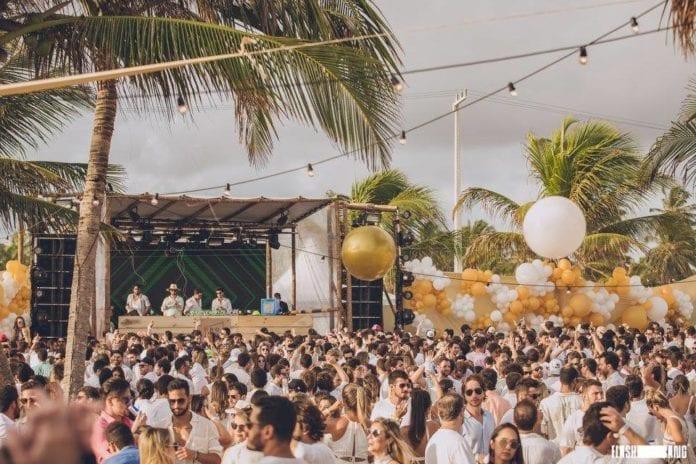 festas de Réveillon do Nordeste 2018
