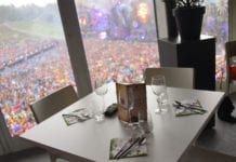 restaurantes do Tomorrowland