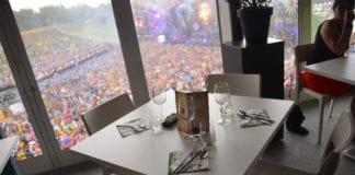 restaurantes do Tomorrowland