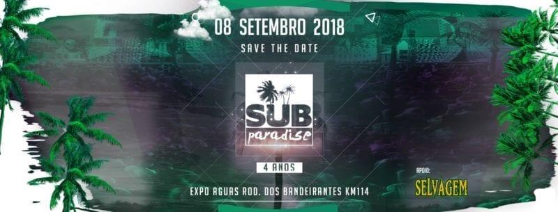 Festas em São Paulo no feriado de 7 de setembro