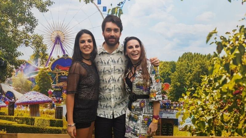 Tomorrowland na Bélgica