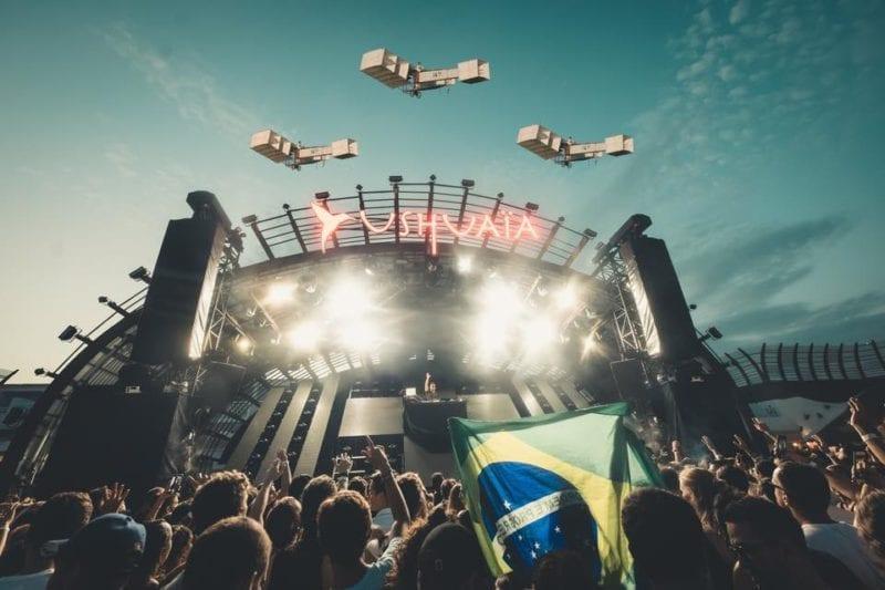 Martin Garrix e Vintage Culture no Brasil