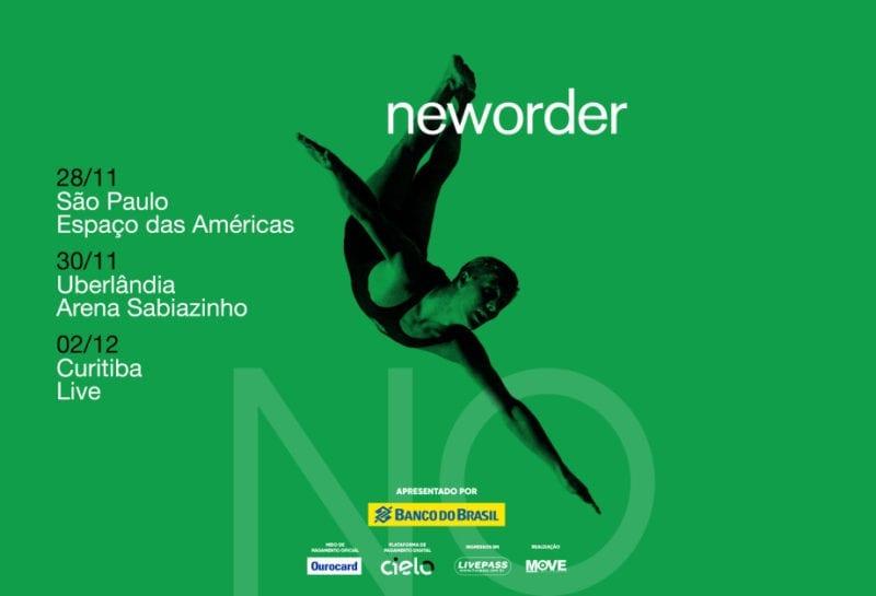 New Order no Brasil