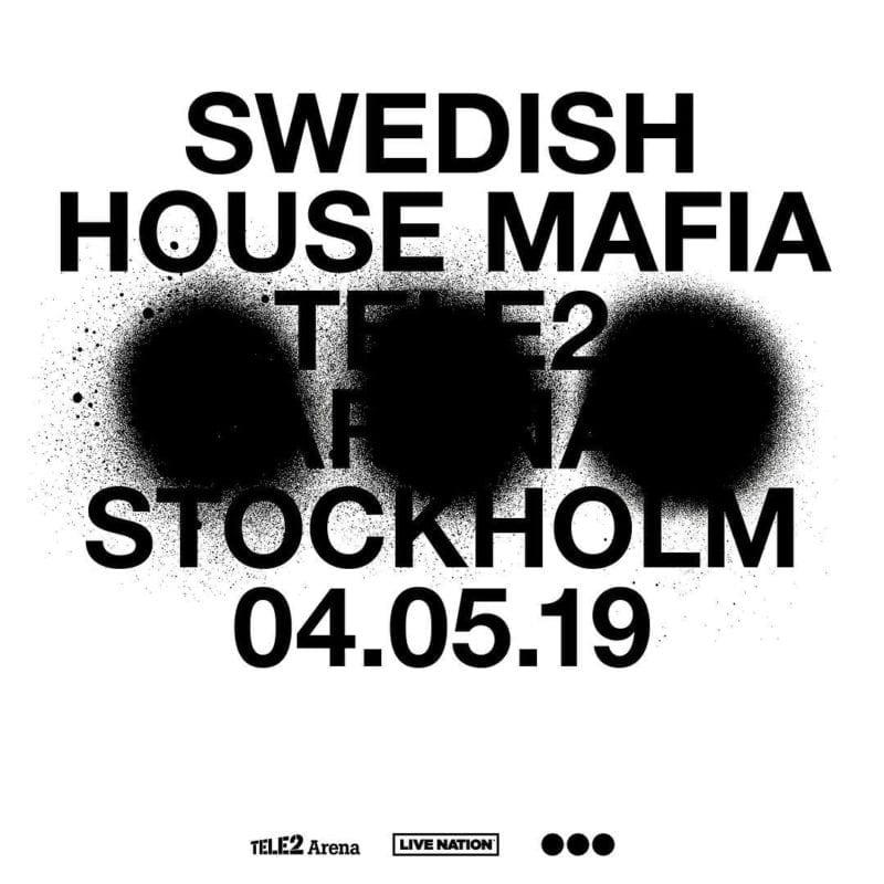 trio Swedish House Mafia