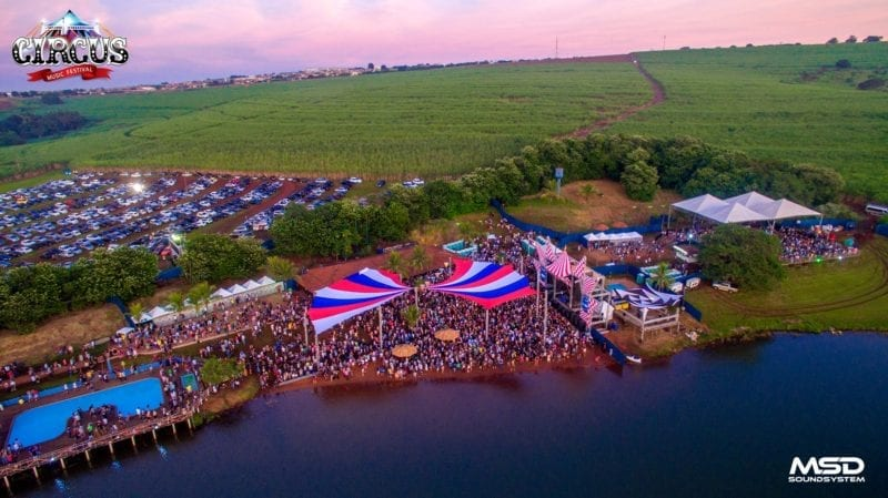 festivais de Psytrance no Brasil